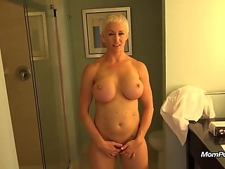 milf, busty, total, freak, ,