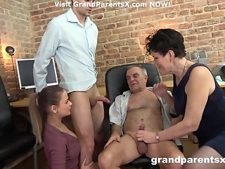 couple, lucky, fucks, younger, ,