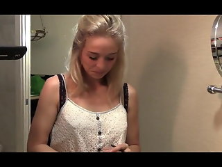 teen, shy, first, video, ,