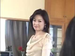 mother, japanese, mom, milf, ,