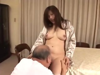 mom, japanese, gangbanged, , ,