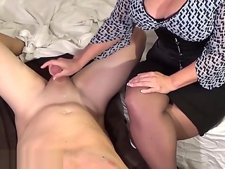 milking, morning, cum, mommy, ,
