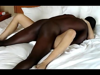 gets, blonde, blacked, , ,
