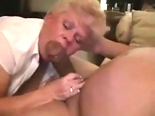 039, grandma, neighbor, laughs, cums, mouth