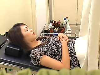 hairy, lovely, japanese, broad, gets, fucked